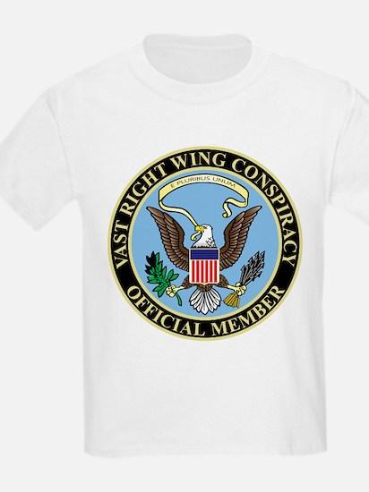 Official Member of the Vast Ri T-Shirt