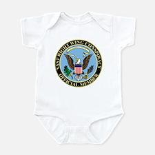 Official Member of the Vast Ri Infant Bodysuit
