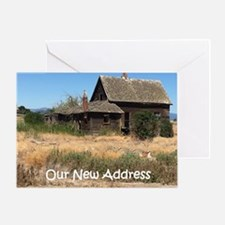 Our New Address Greeting Card