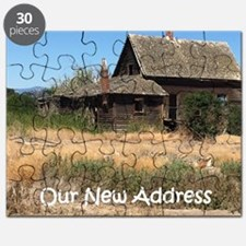 Our New Address Puzzle