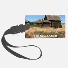 Our New Address Luggage Tag