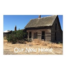New home address Postcards (Package of 8)