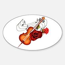 Sweet Music - Decal