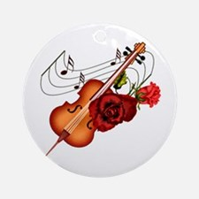Sweet Music - Ornament (Round)