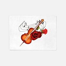 Sweet Music - 5'x7'Area Rug
