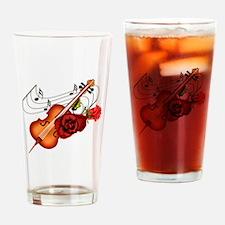 Sweet Music - Drinking Glass