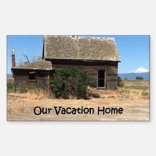 Vacation Home Decal