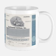 Continental Airlines Mug