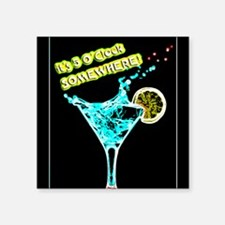 5 oclock martini Sticker