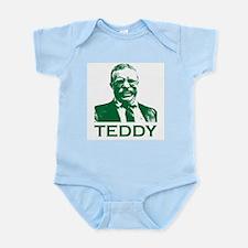 Funny Teddy roosevelt Infant Bodysuit