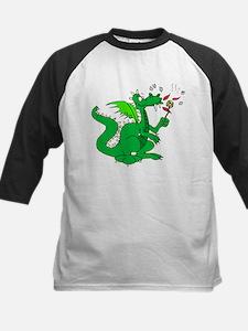 Roasting Marshmallows Dragon Tee