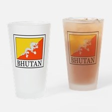 Bhutan Drinking Glass