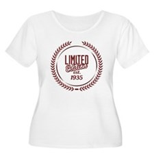 Limited Edition Since 1935 Plus Size T-Shirt