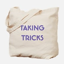 Taking Tricks Tote Bag