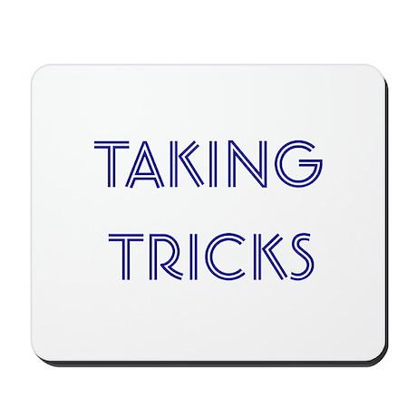 Taking Tricks Mousepad