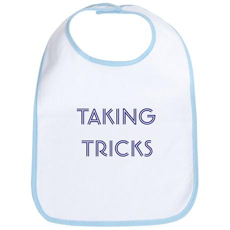 Taking Tricks Bib