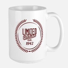 Limited Edition Since 1942 Mugs
