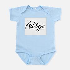 Aditya Artistic Name Design Body Suit