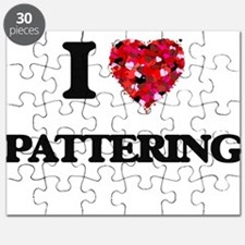 I Love Pattering Puzzle