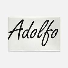 Adolfo Artistic Name Design Magnets