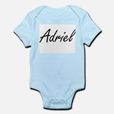 Adriel Artistic Name Design Body Suit