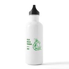 SINCE 2002 Water Bottle