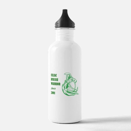 SINCE 2001 Water Bottle