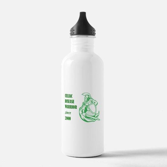SINCE 2000 Water Bottle