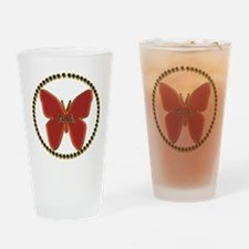 Narcotics Anonymous Symbol Drinking Glass