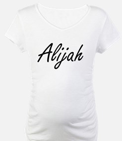 Alijah Artistic Name Design Shirt