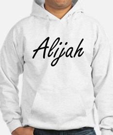 Alijah Artistic Name Design Jumper Hoody