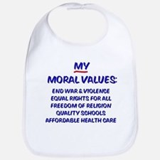 My Moral Values Bib