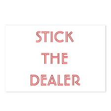 Stick The Dealer Postcards (Package of 8)