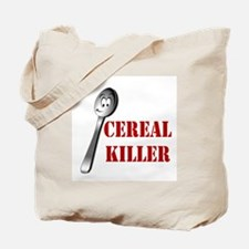 Unique Cereal killer Tote Bag