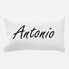 Antonio Artistic Name Design Pillow Case