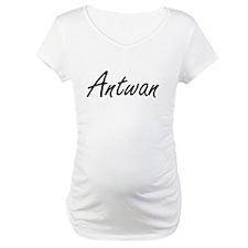 Antwan Artistic Name Design Shirt
