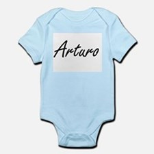 Arturo Artistic Name Design Body Suit