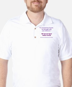 FORNELL QUOTE Golf Shirt