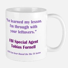 FORNELL QUOTE Mug