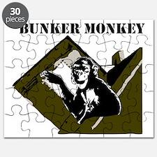 Bunker Monkey Puzzle