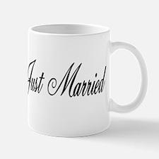 Just Married Mugs