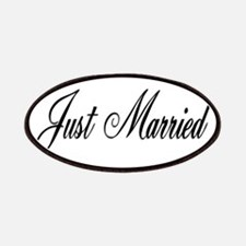 Just Married Patch