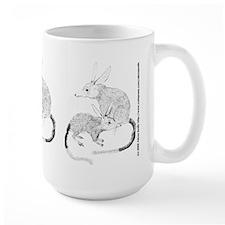 Bilby (Macrotis lagotis) Ceramic Mugs