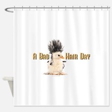 Unique Bad day Shower Curtain