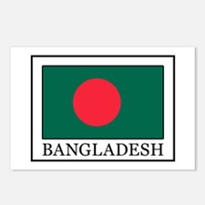 Bangladesh Postcards (Package of 8)