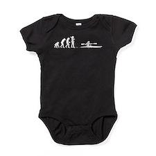 Kayaking Baby Bodysuit