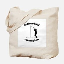 Tetherball champion -  Tote Bag