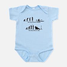 Kayaking Infant Bodysuit