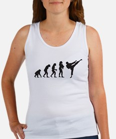 Karate Women's Tank Top