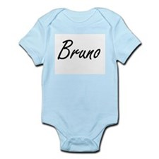 Bruno Artistic Name Design Body Suit